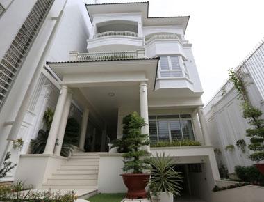 Mẫu thiết kế biệt thự vườn 2 tầng