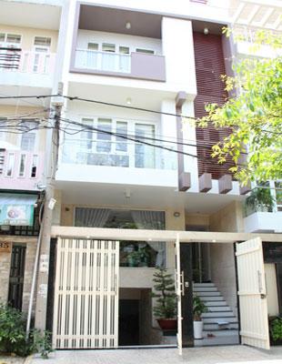 Mẫu nhà phố 3 tầng hiện đại nhất