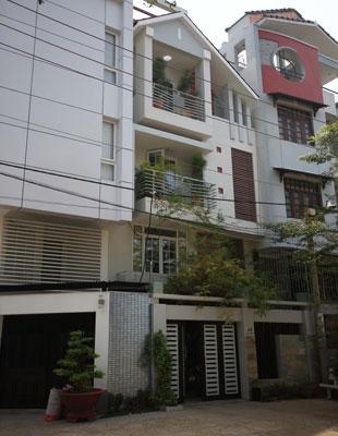 Thiết kế nhà phố hiện đại 3 tầng đẹp
