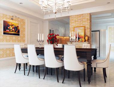 Mẫu thiết kế nội thất chung cư đẹp giá rẻ
