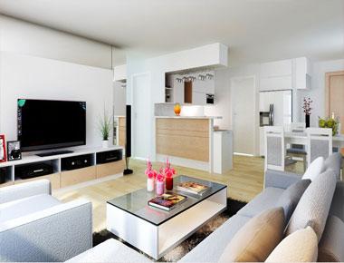 Thiết kế nội thất biệt thự đẹp sang…