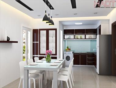 Mẫu nội thất phòng bếp đẹp nhất