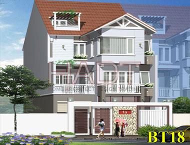 Phong cách thiết kế biệt thự nhà phố 3…