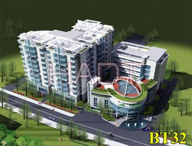 Thiết kế không gian nội thất chung cư đẹp